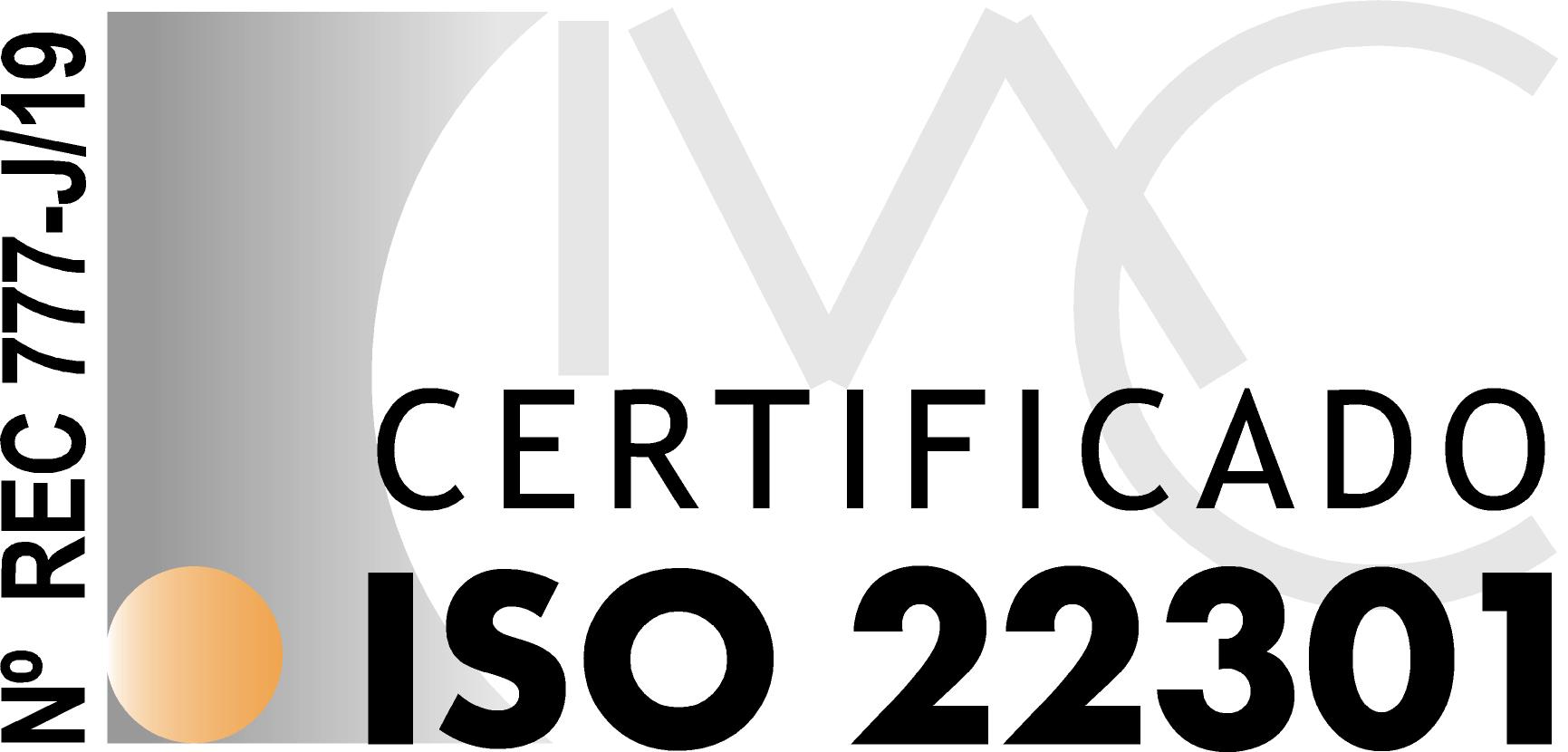 IDEEO 4.0 ISO 22301
